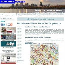 Installateur Wien Suchverzeichnis