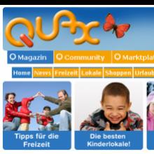 Quax.at - Das beste gratis Familienmagazin
