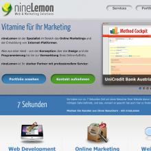 nineLemon - Vitamine für Ihr Marketing