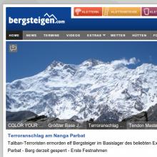 Bergsteigen.com - das Portal für Bergsteiger.