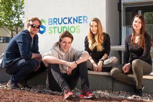 Markenauftritt für BrucknerStudios