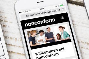 Markenentwicklung und nonconforme Web-Präsenz