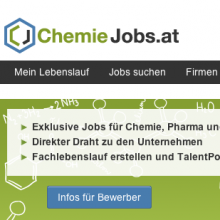 ChemieJobs.at
