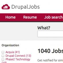 Drupal Jobs