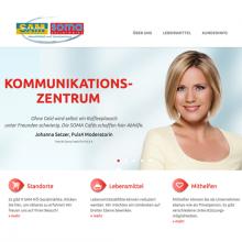 SAM SOMA Sozialmärkte Niederösterreich